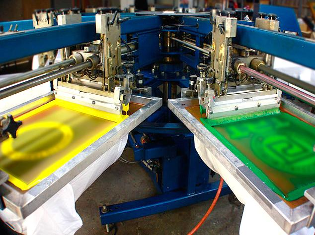Custom Screen Printing In Ashland Ohio