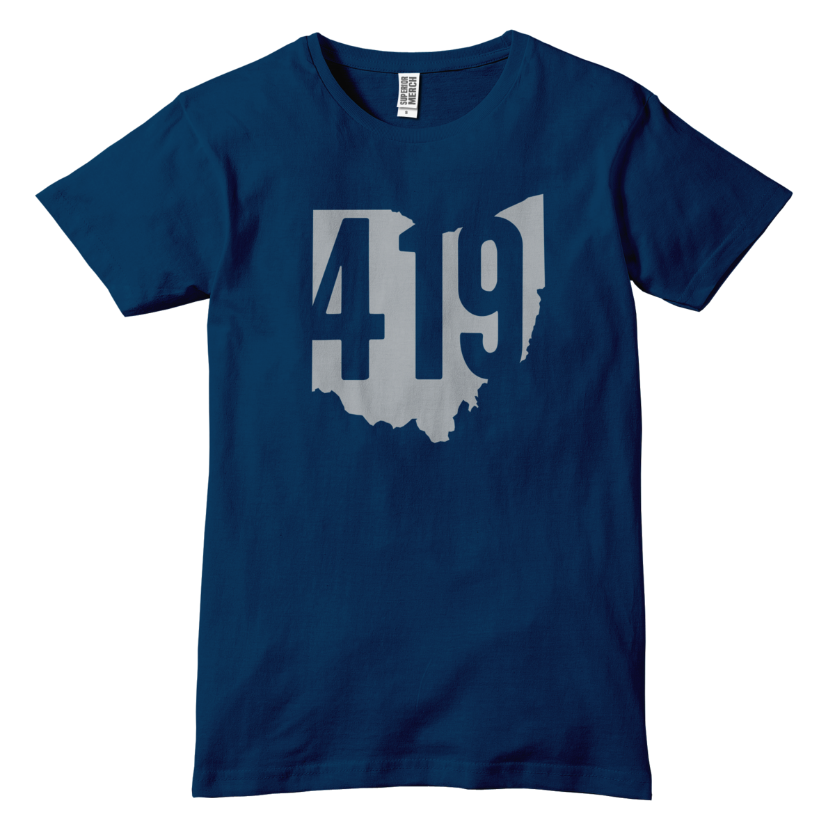 419 Ohio Area Code T-Shirt