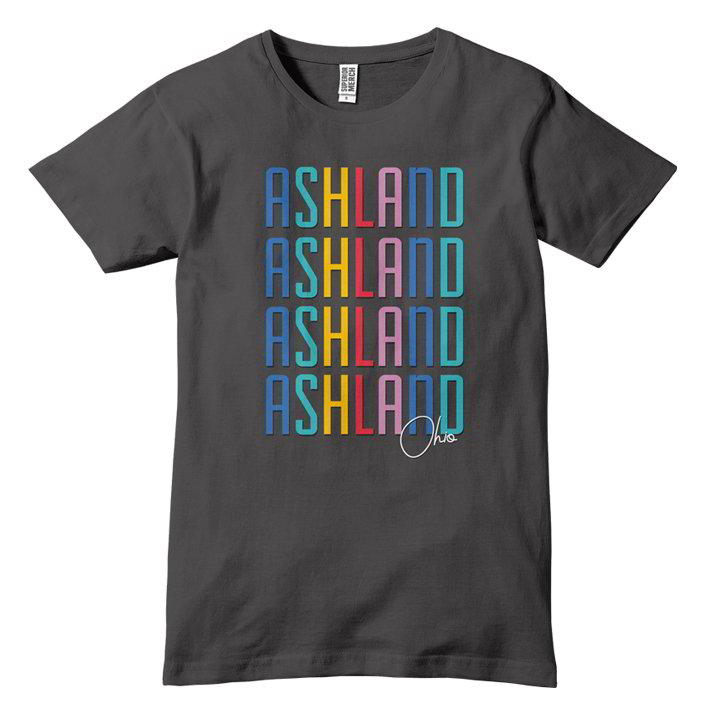 Ashland Ohio Repeat T-Shirt