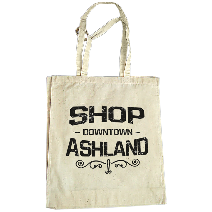 Shop Downtown Ashland Tote Bag