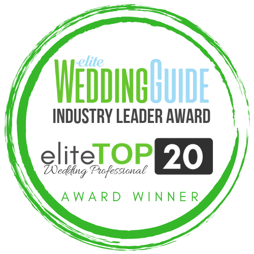 eliteWeddingGuide.com Top 20 industry leader