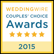 weddingwire couples choice award 2015
