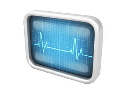 View electrocardiographic recordings from PhysioBank with our online ECG viewer