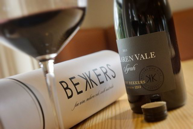 [BEKKERS 1ER PREMIER WINE CLUB] SYRAH BEKKERS 1ER JULY DELIVERY 6 BOTTLES