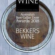 Australia S Best Cellar Door Awards 2018 Bekkers Wine