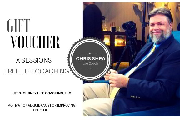 Gift Certificate for Life Coaching Sessions