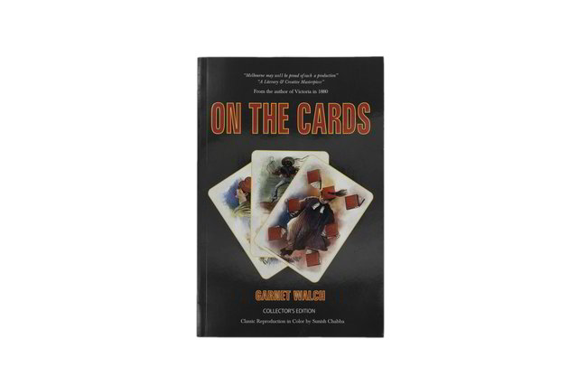 ON THE CARDS (Book) - LIMITED & NUMBERED EDITION