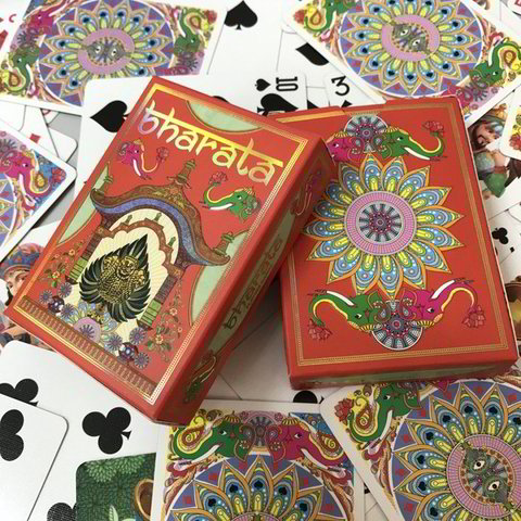 Bharata Playing Cards - First Edition