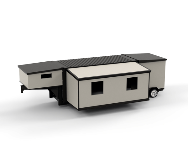 Office Container expandable