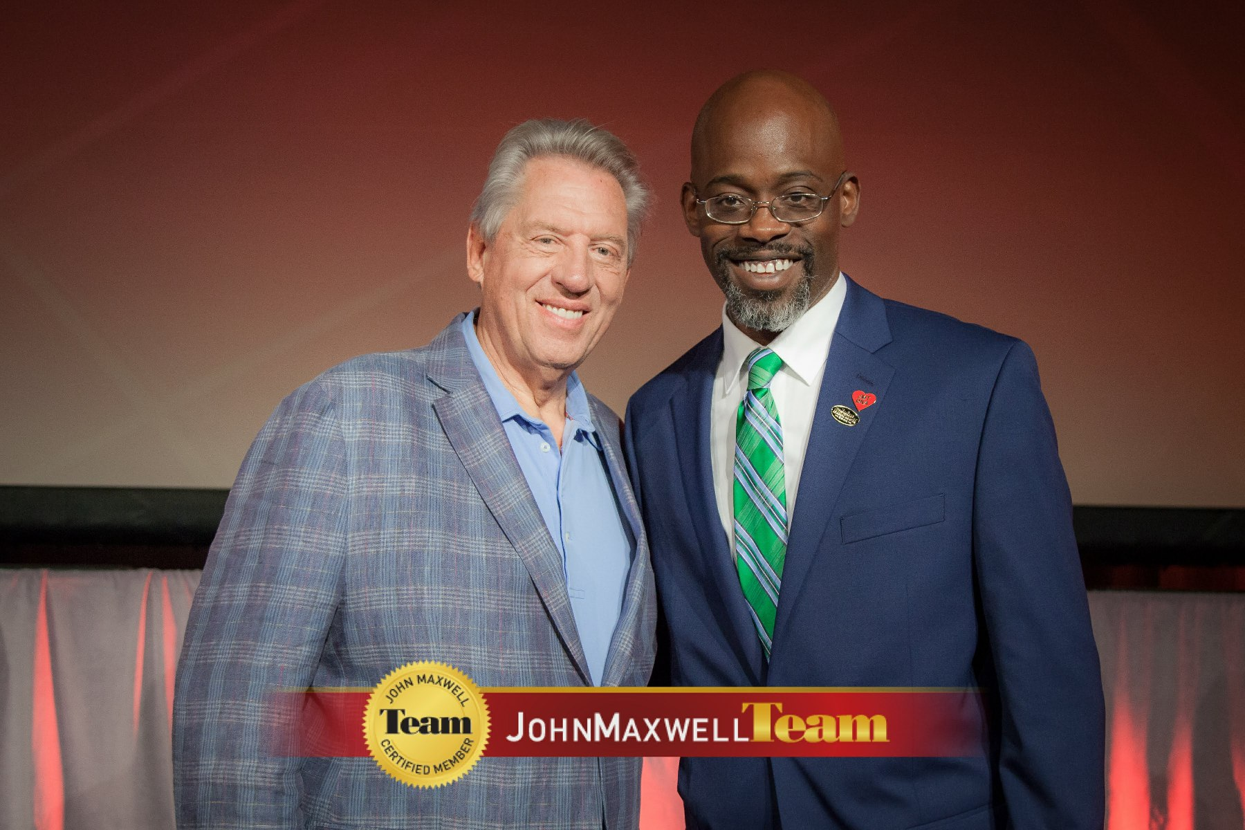 John C. Maxwell and Fredie Smith