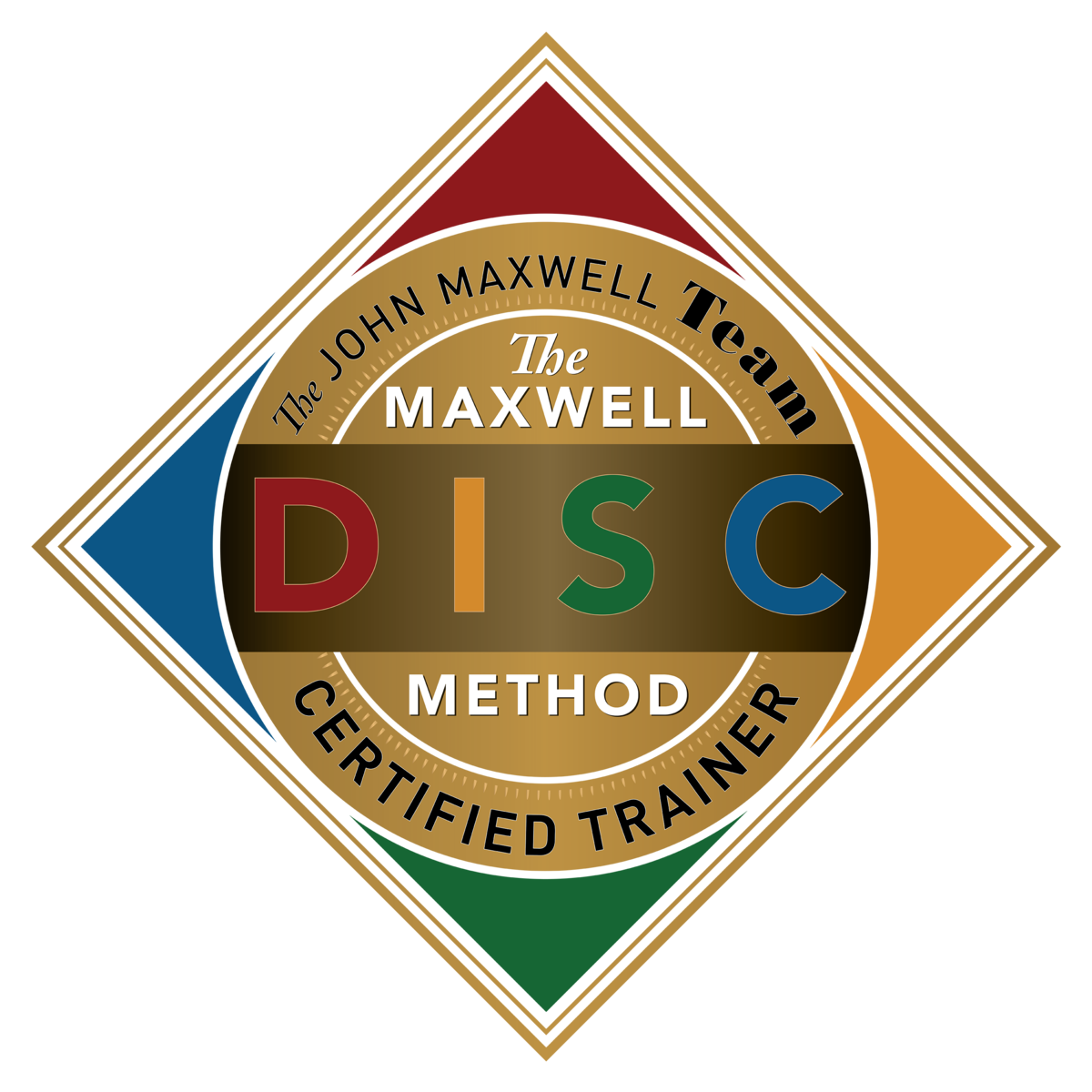 The John Maxwell Team DISC Method Certified Trainer Fredie C. Smith