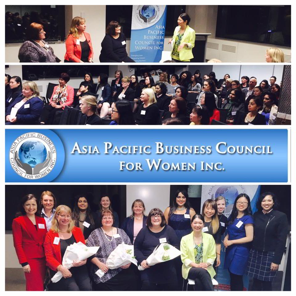 Asia Pacific Business Womens Seminar
