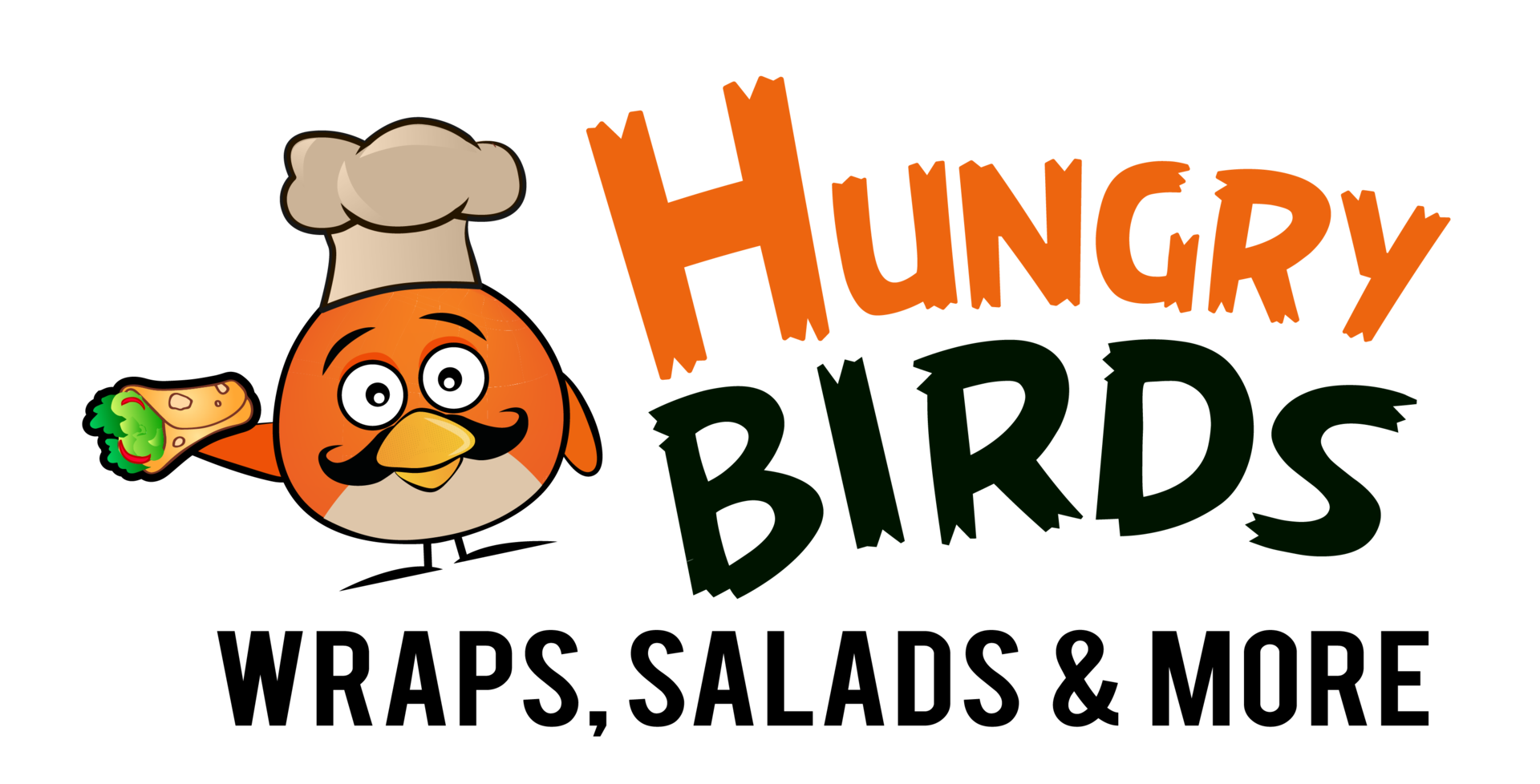 Hungry Birds -Wraps, Salads & More