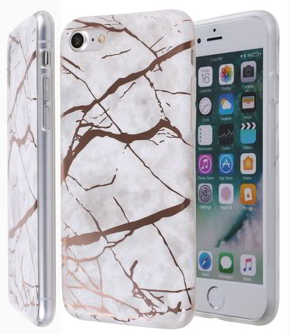 Marble Plated Case