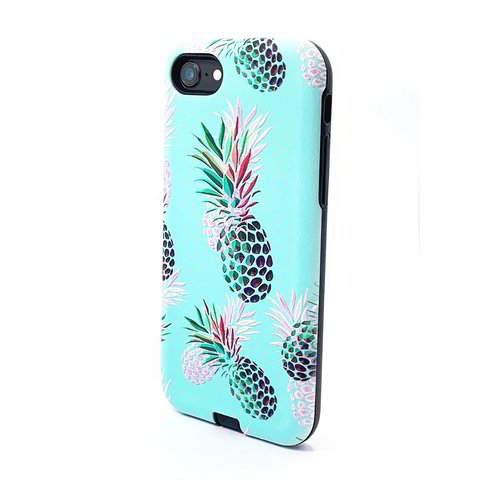 Pineapple UV Print Hybrid Case