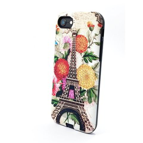 Eiffel Tower UV Print Hybrid Case