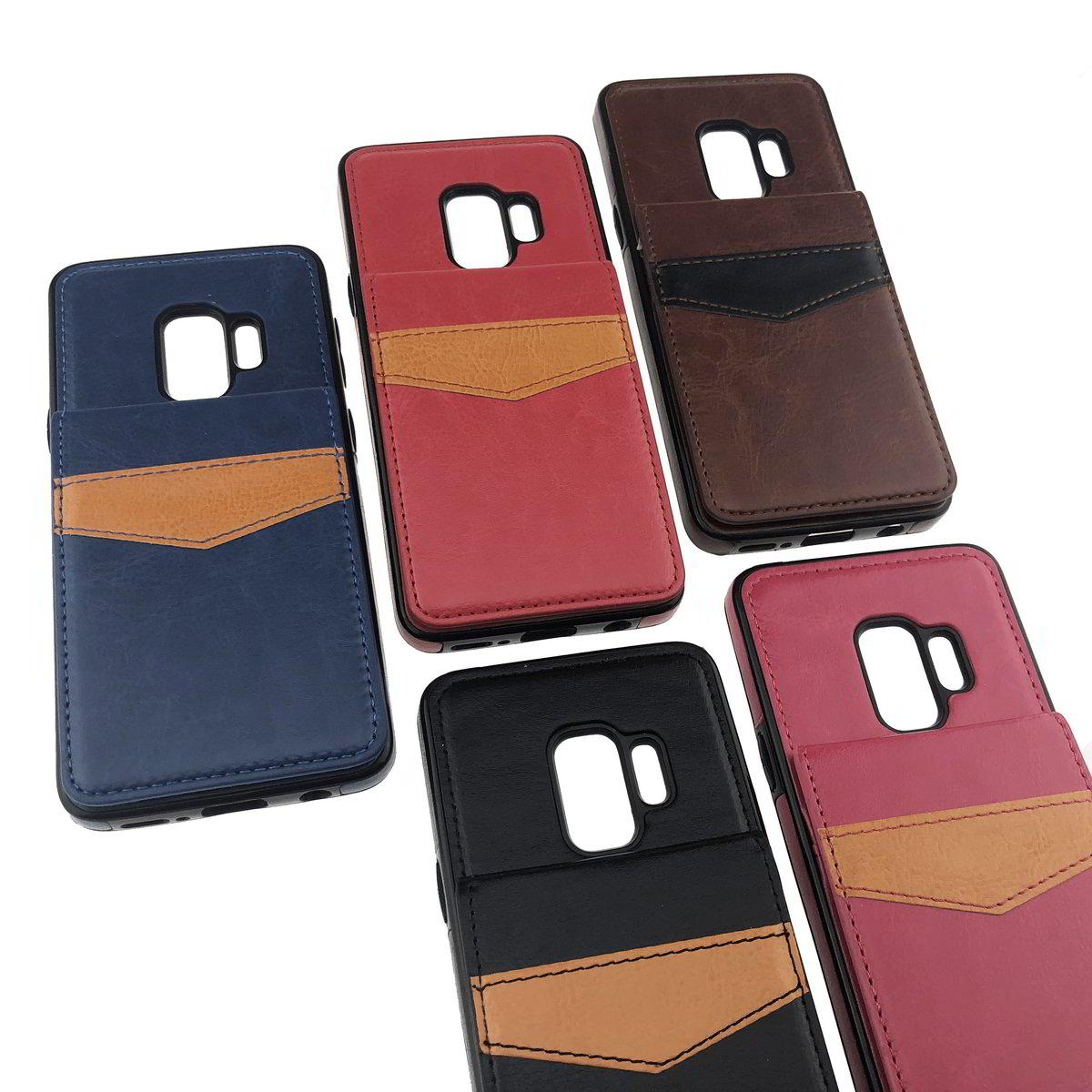 Ikase Vertical Leather Flip Wallet Case Goospery Iphone X Hybrid Dream Bumper Red