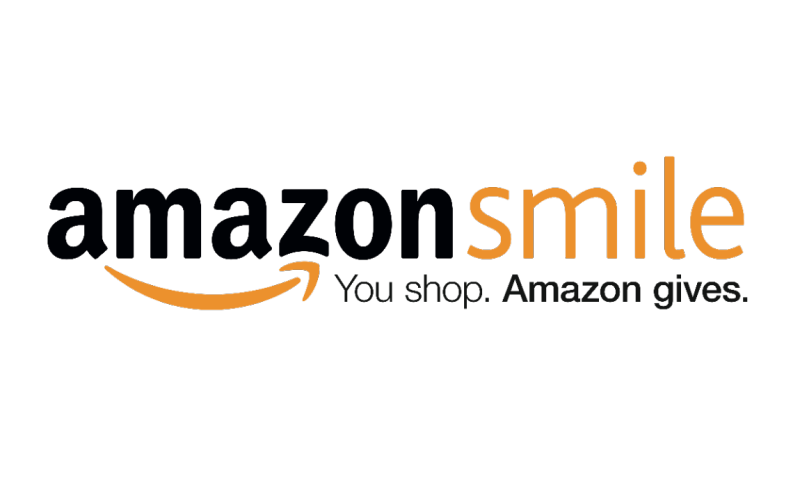 Amazon Smile - you shop, Amazon gives.
