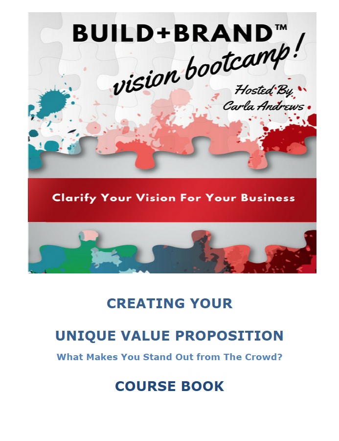 Build+Brand™ Vision Bootcamp