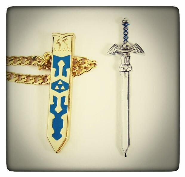 The Master Sword Pendant - Removeable From Sheath - The ULTIMATE Hyrule Collectable