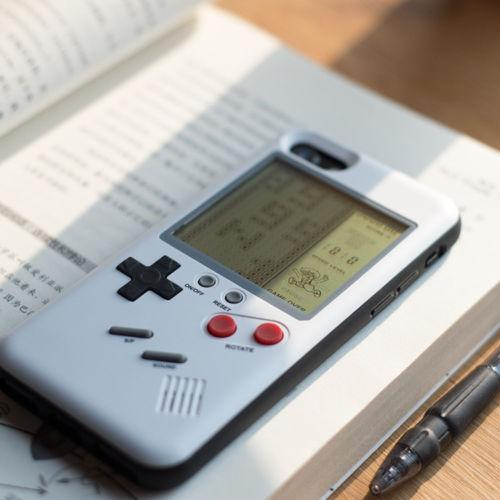 The iPhone Gameboy Cover