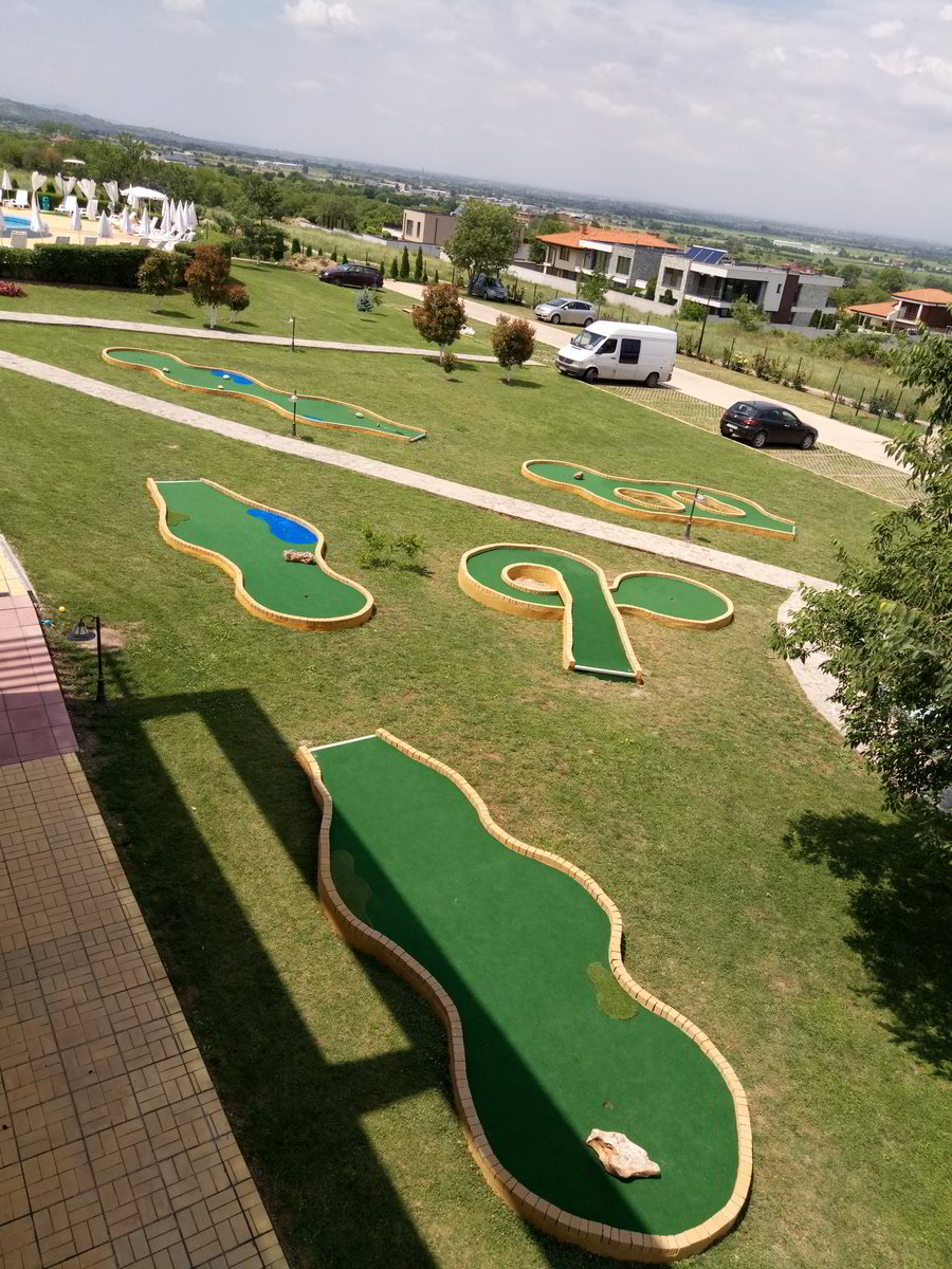 adventure miniature golf course plans and layouts. CAD files included