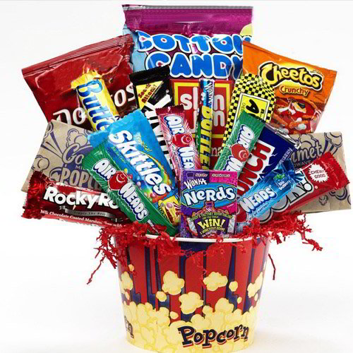 Candy Basket