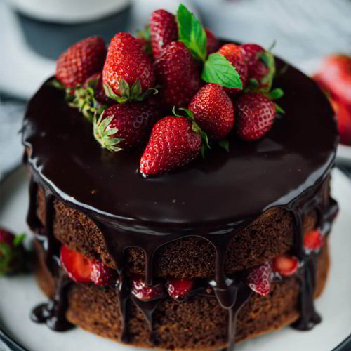 Strawberry Chocolate Sweetness