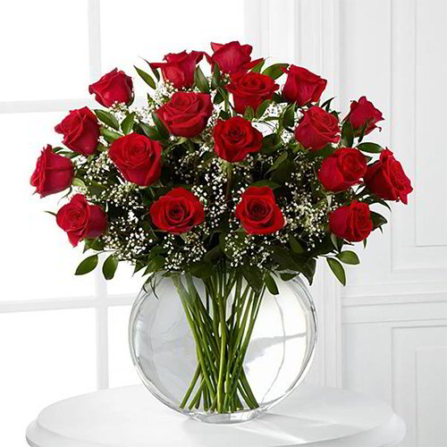 Roses Delight Arrangement