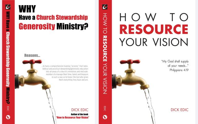 How To Resource Your Vision - Through a Stewardship Ministry