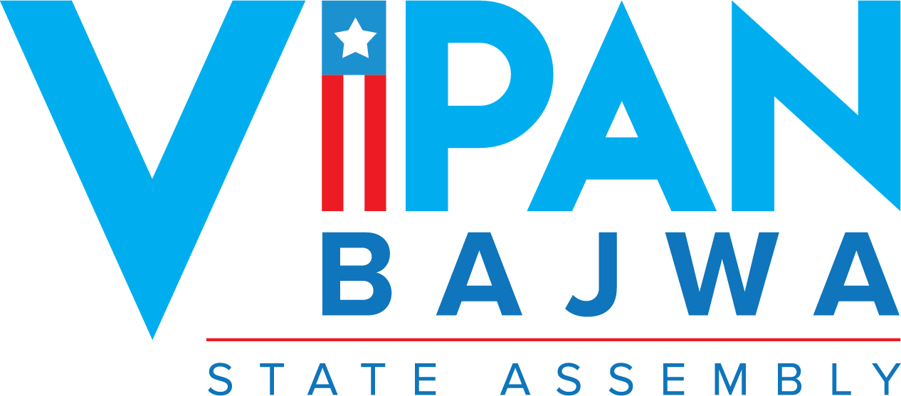 Vipan Bajwa for State Assembly 2020 V2