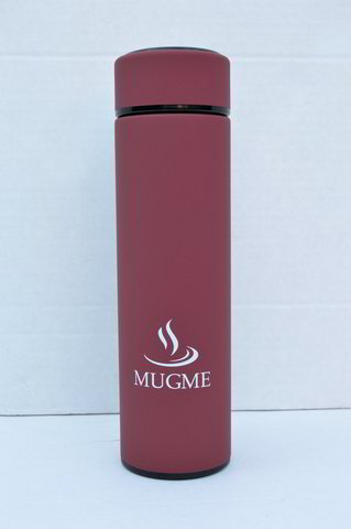 Mugme Red Bottle