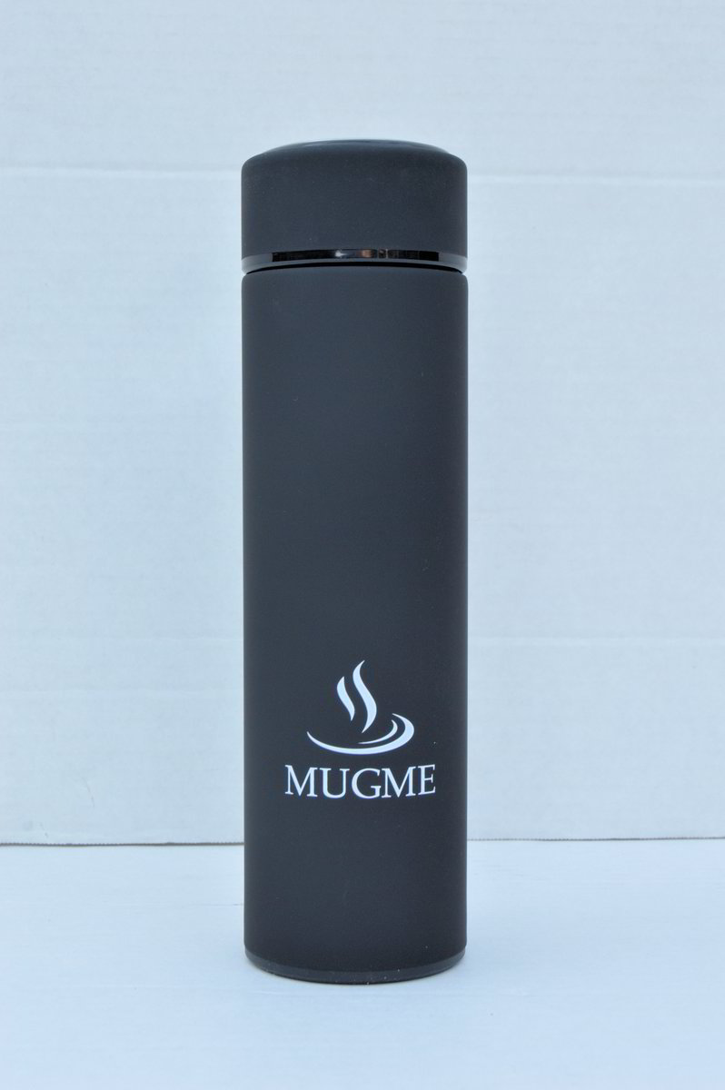 Mugme Black Bottle