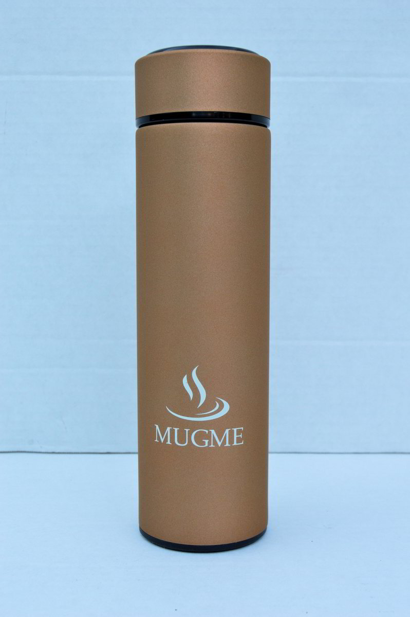 Mugme Gold Bottle