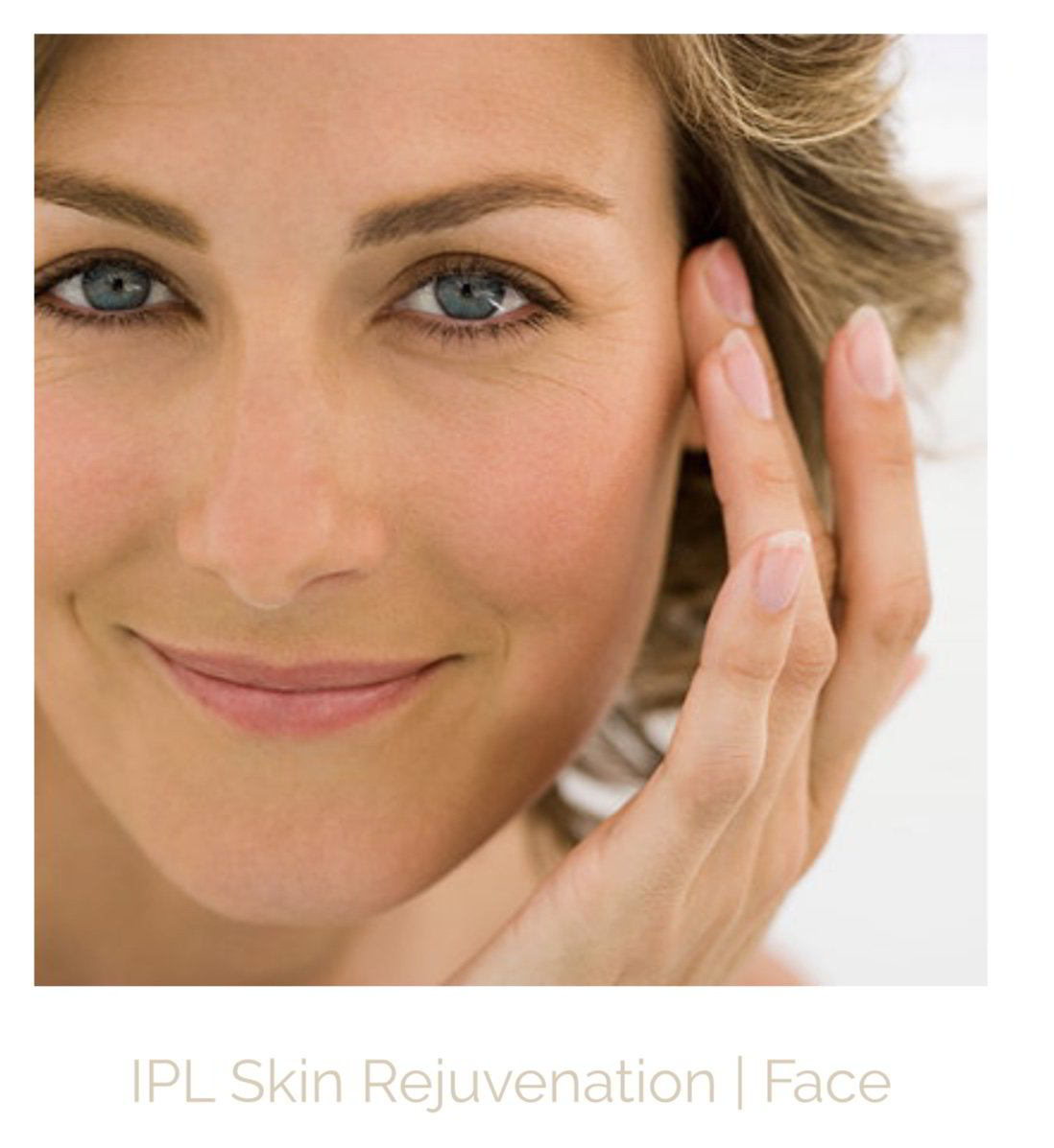 IPL Facial Rejuvenation