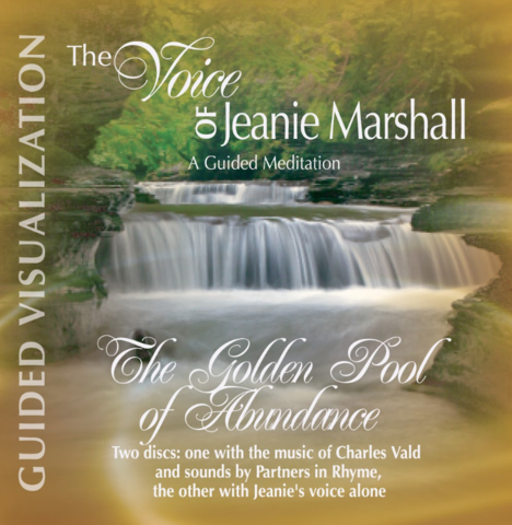The Golden Pool Of Abundance - Jeanie's Voice With Music