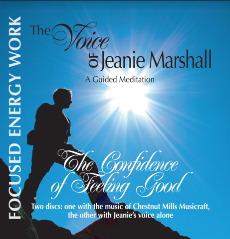 The Confidence of Feeling Good - Jeanie's Voice With Music