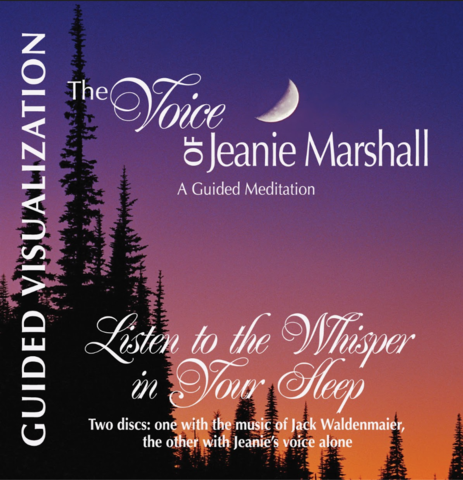 Listen to the Whisper in Your Sleep - Jeanie's Voice With Music
