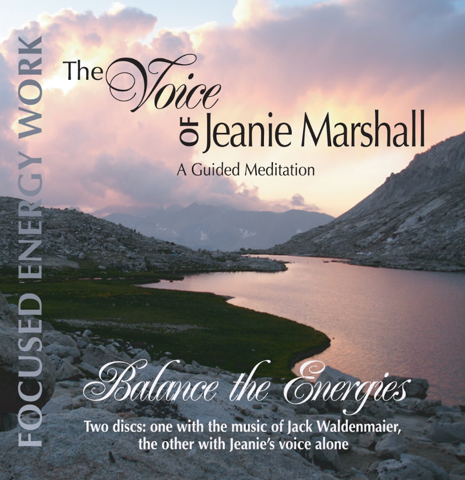 Balance the Energies - Jeanie's Voice With Music
