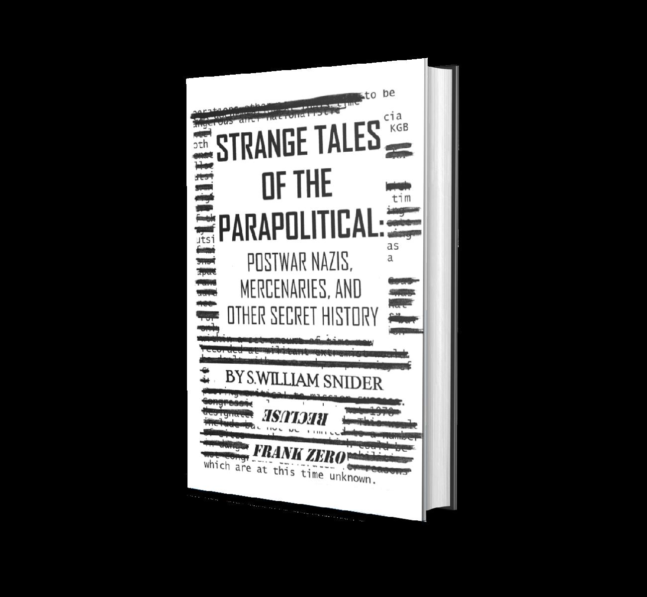 books crime corruption fascism Nazi military politics mercenaries history