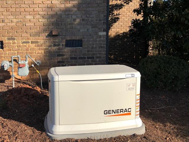 Whole Home Standby Generator