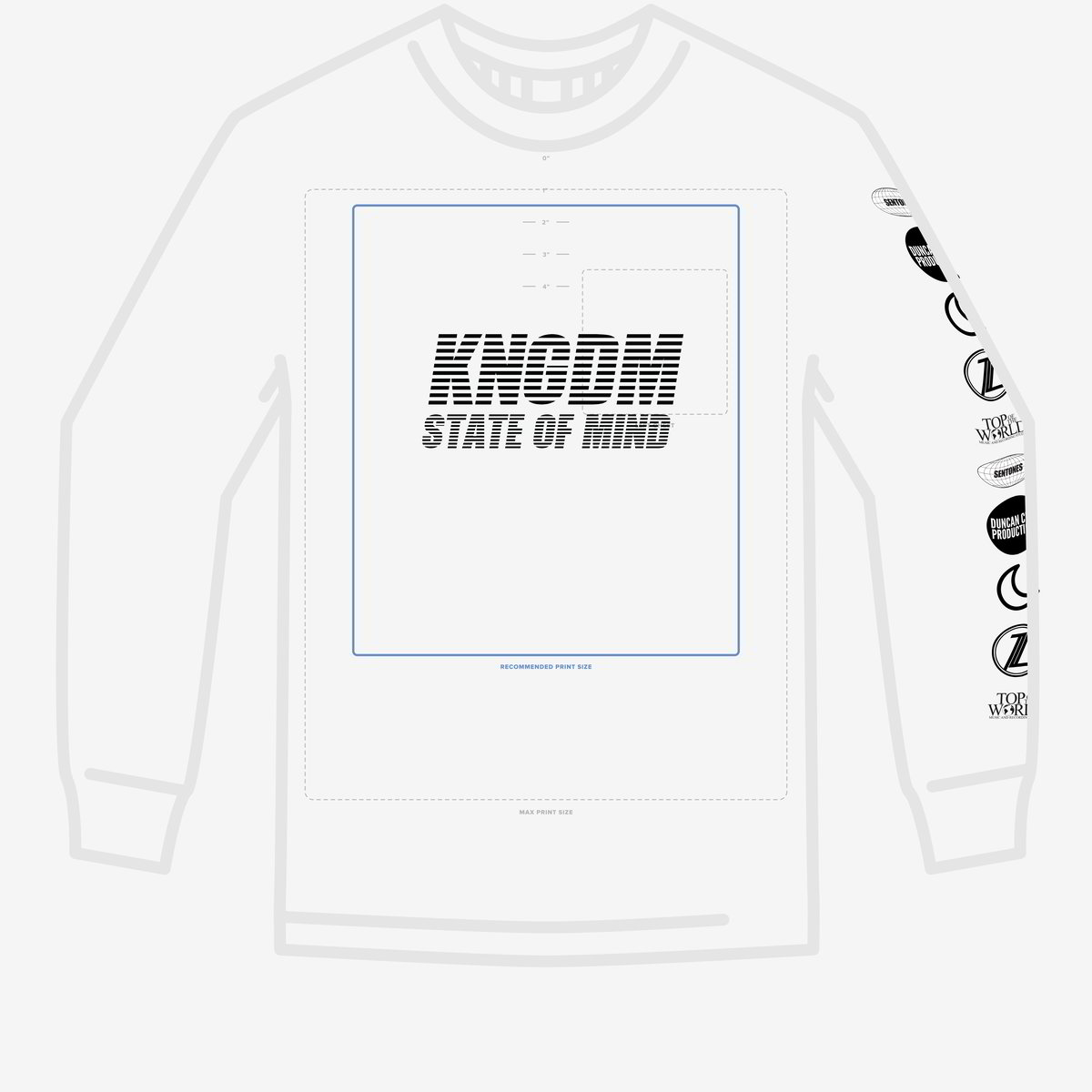 KNGDM TEE *LIMITED RELEASE*
