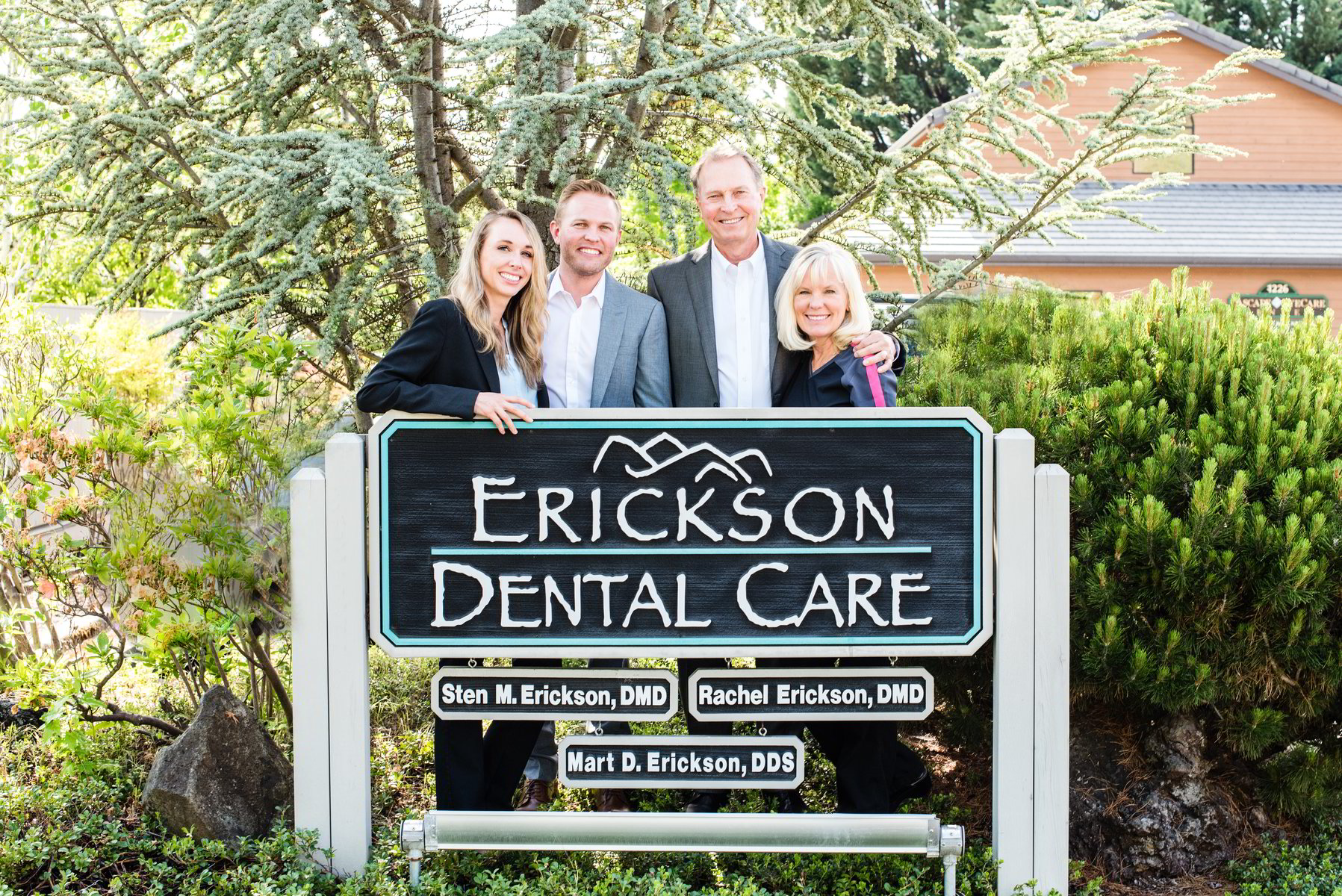 About Our Team - Erickson Dental Care Grants Pass, OR