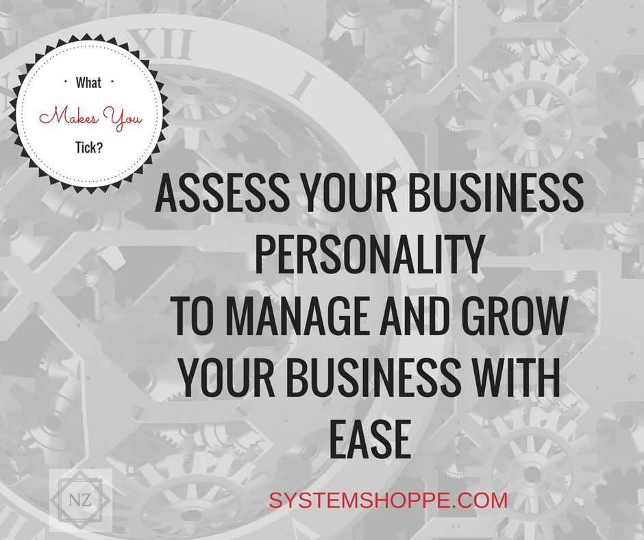 Business Personality Guide