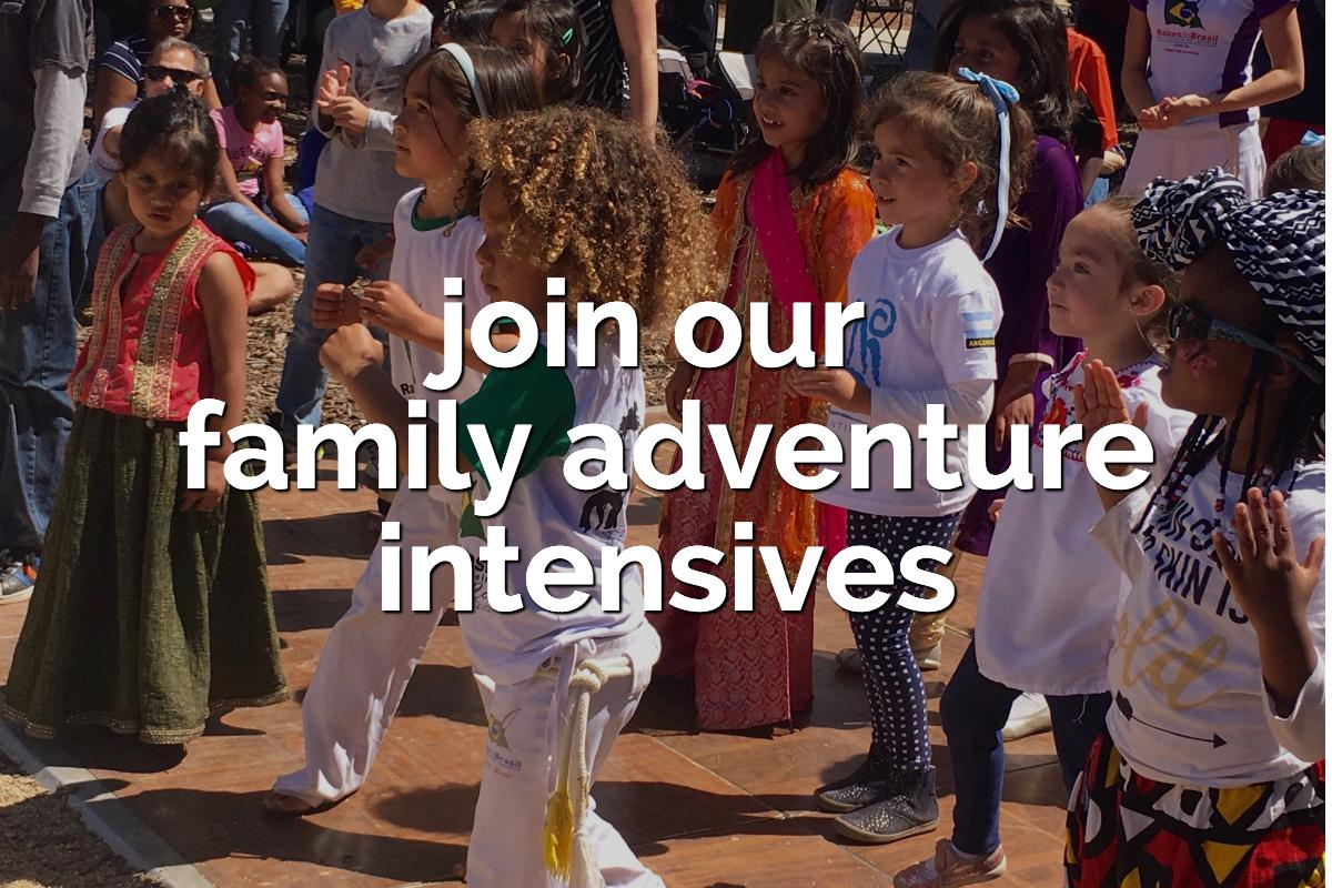 family adventure intensives