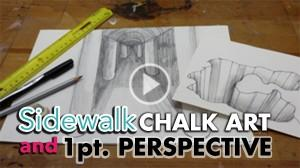 1 Pt Perspective and Sidewalk Illusions