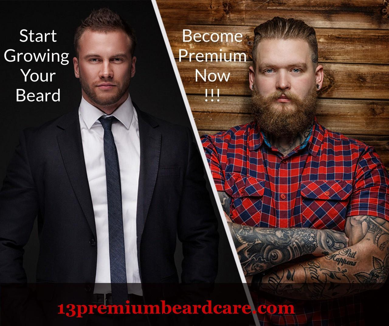 13premiumbeardcare.com become premium now