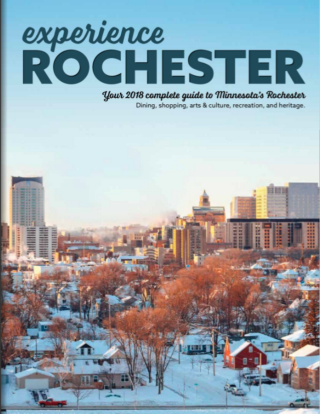 Experience Rochester Winter 2018 Cover
