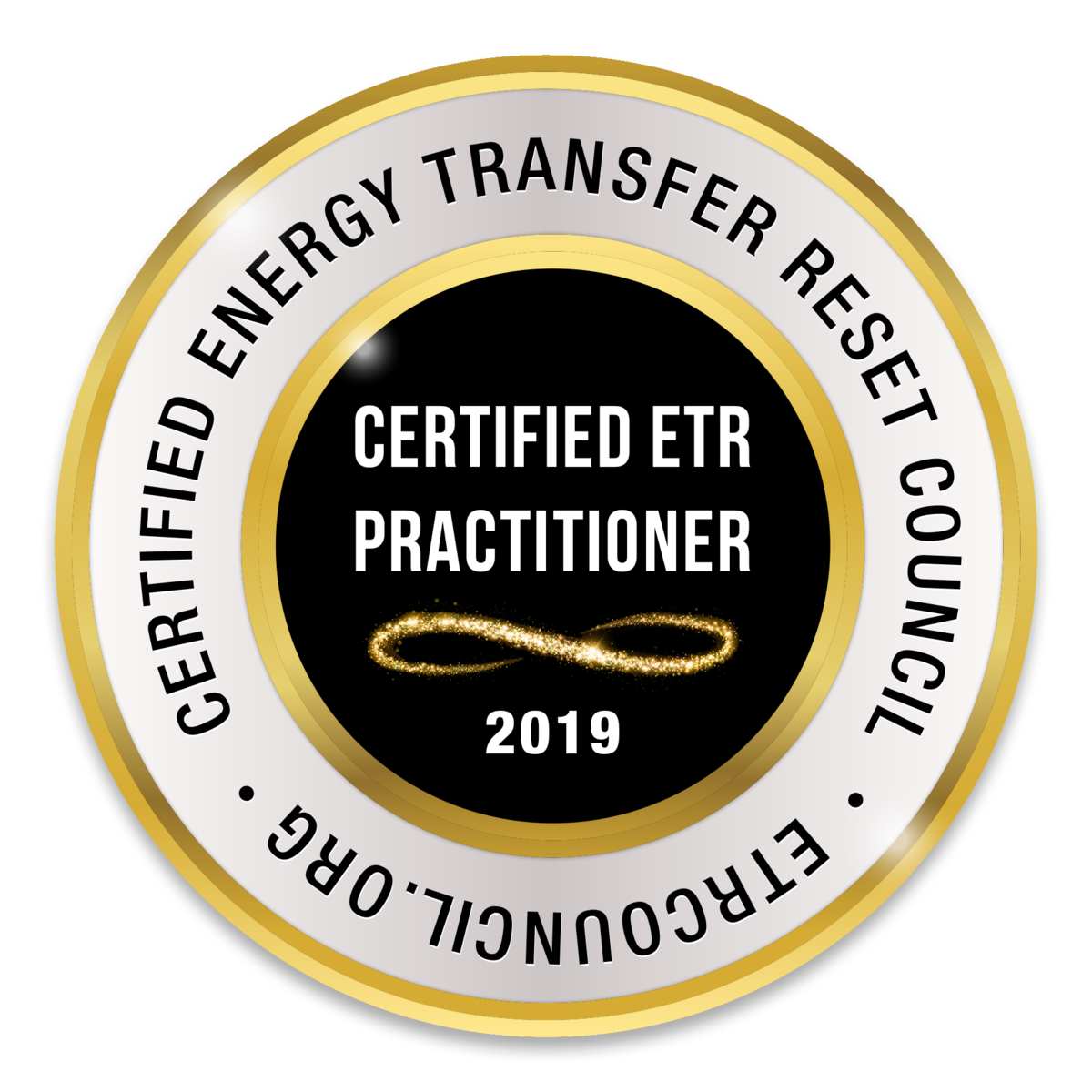 Certified Energy Transfer Reset Practitioner