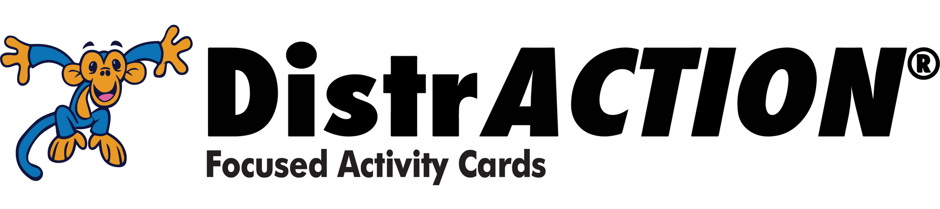 DistrACTION cards logo